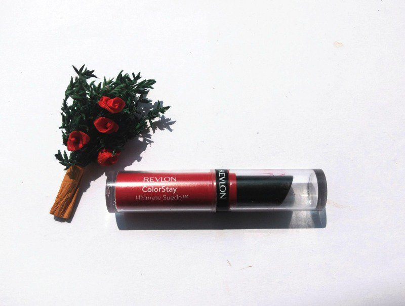 Revlon Colorstay Ultimate Suede Lipstick Shade Trendsetter