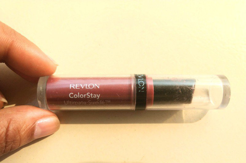 Revlon Colorstay Ultimate Suede Lipstick Supermodel 1