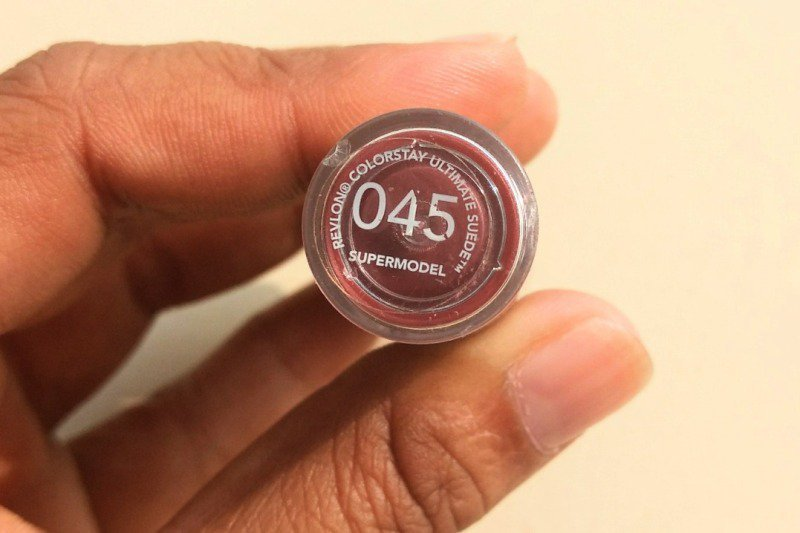 Revlon Colorstay Ultimate Suede Lipstick Supermodel 2