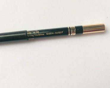 Revlon Colorstay Waterproof Eye Liner Blackest Black
