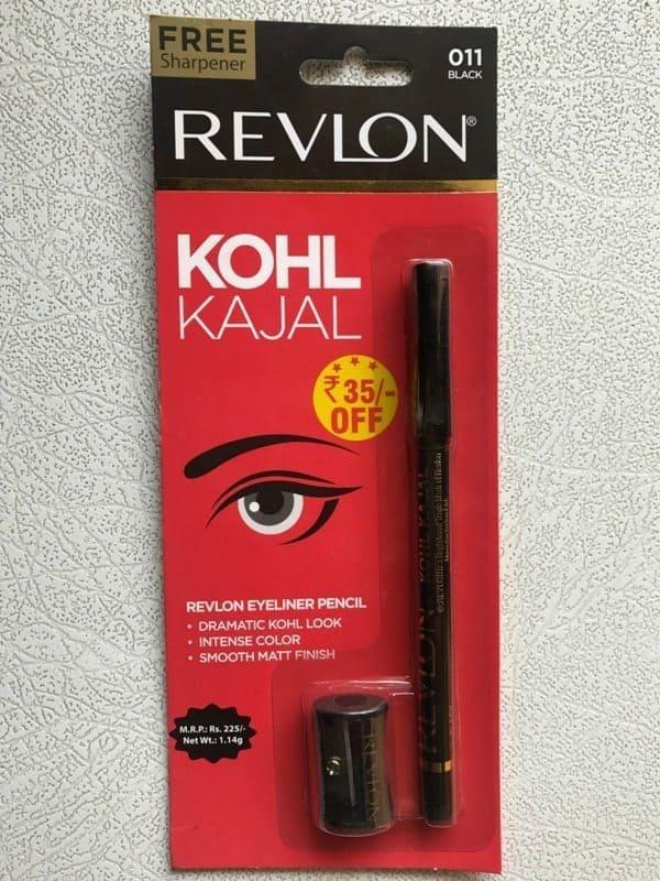 Revlon Kohl Kajal Black Review 6