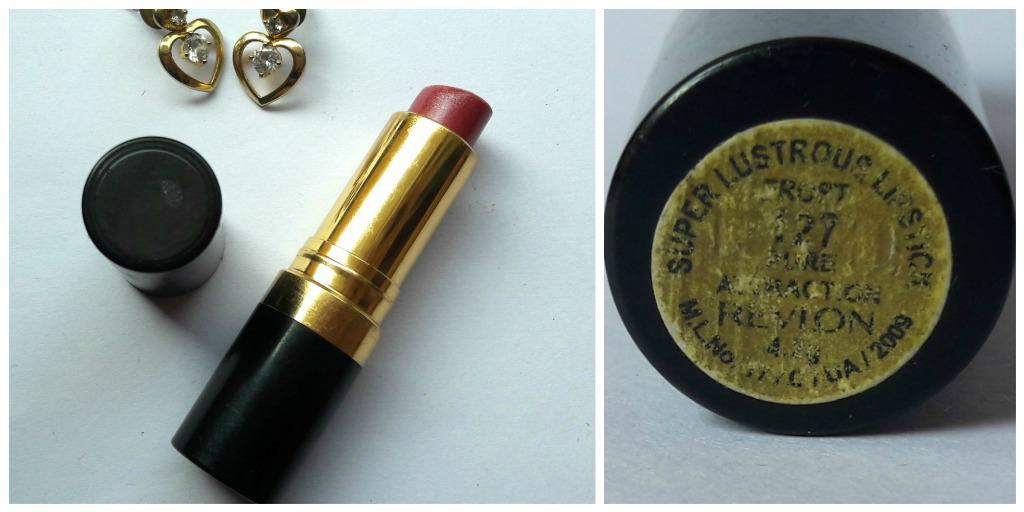 Revlon Super Lustrous Lipstick Pure Attraction 1