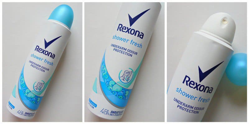 Rexona Shower Fresh Underarm Odour Protection Anti-Perspirant