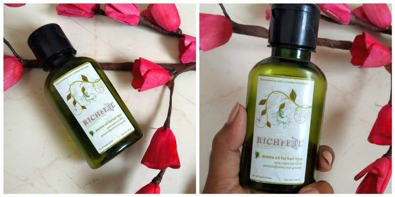 Richfeel Aroma Oil for Hair Loss Richfeel Aroma Oil for Hair Loss