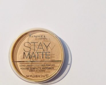 Rimmel Stay Matte Long Lasting Pressed Powder 3