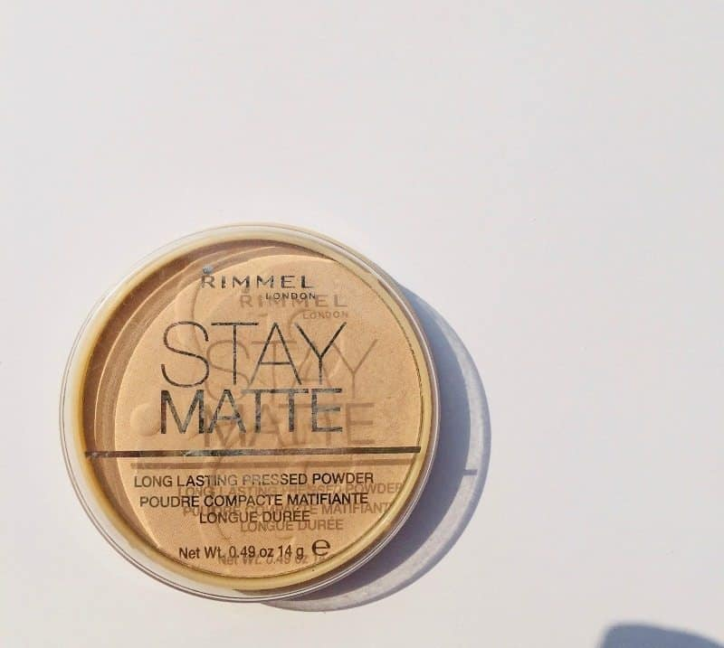 Rimmel Stay Matte Long Lasting Pressed Powder 3