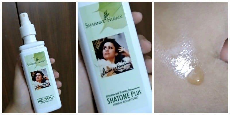 Shahnaz Hussain Shatone Plus Herbal Scalp Tonic