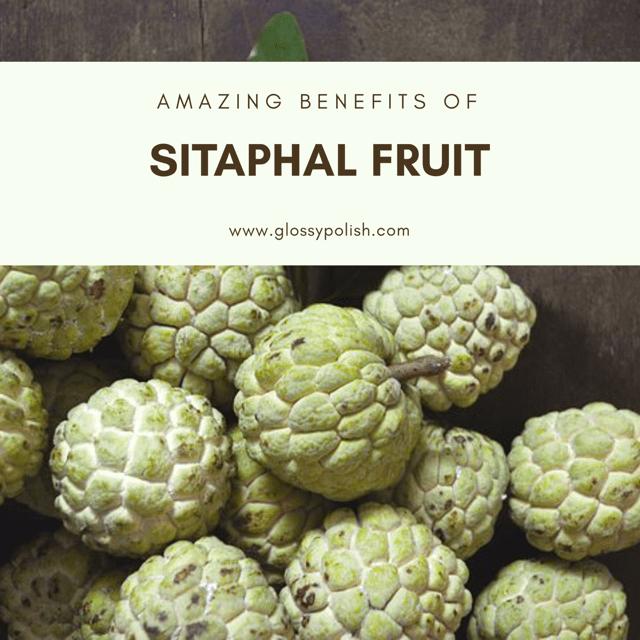 Sitaphal Fruit | Custard Apple