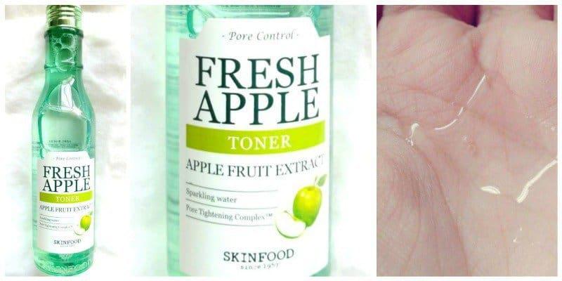 Skinfood Fresh Apple Toner