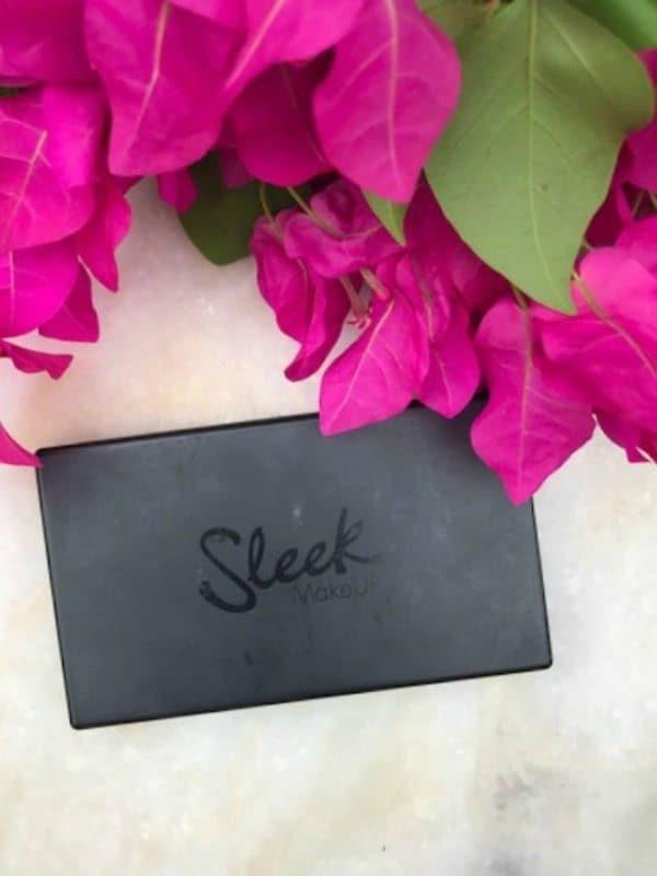 sleek blush by 3 lace review