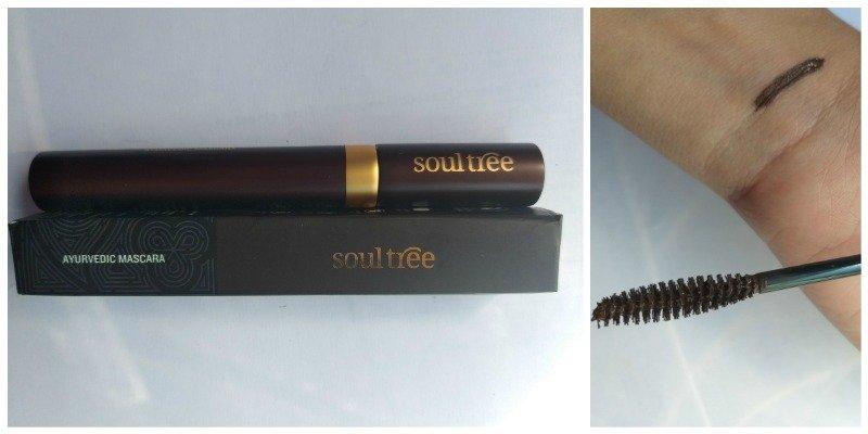 Soultree Ayurvedic Mascara Soft Brown
