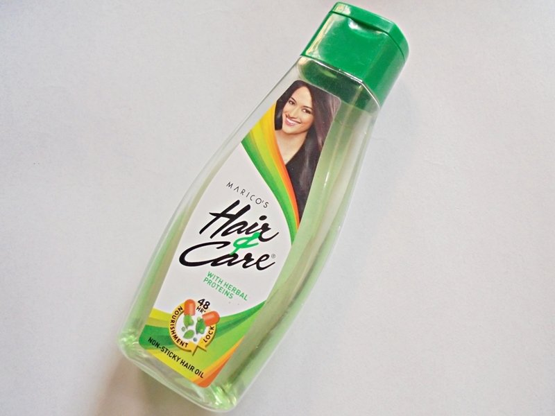 Non Sticky Hair Oil by Hair & Care