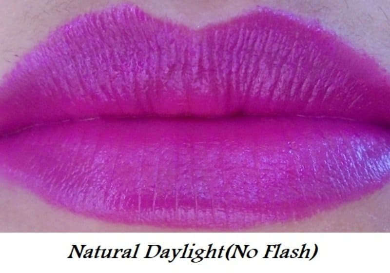 Street Wear Color Rich Ultramoist Lipstick 11 Pink Passion Review 4