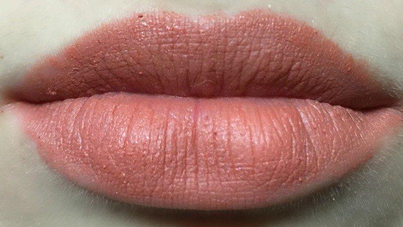 Sugar Princess Peach Matte As Hell Crayon Lipstick 1