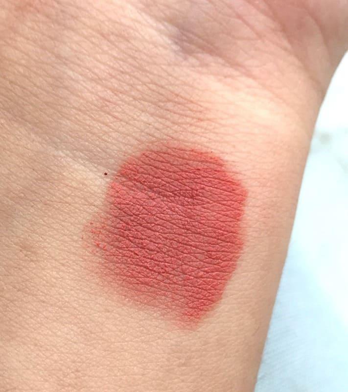 Sugar Princess Peach Matte As Hell Crayon Lipstick 4
