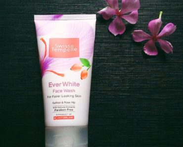 Swiss Tempelle Ever White Face Wash Review 3