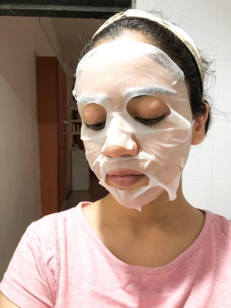 TONYMOLY I'm Makgeolli Mask Sheet Review