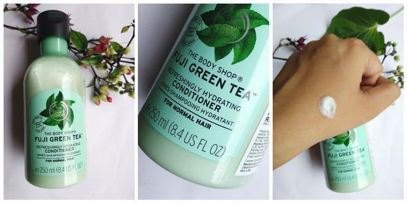 The Body Shop Fuji Green Tea Conditioner