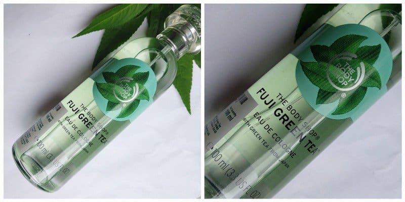 The Body Shop Fuji Green Tea Perfume