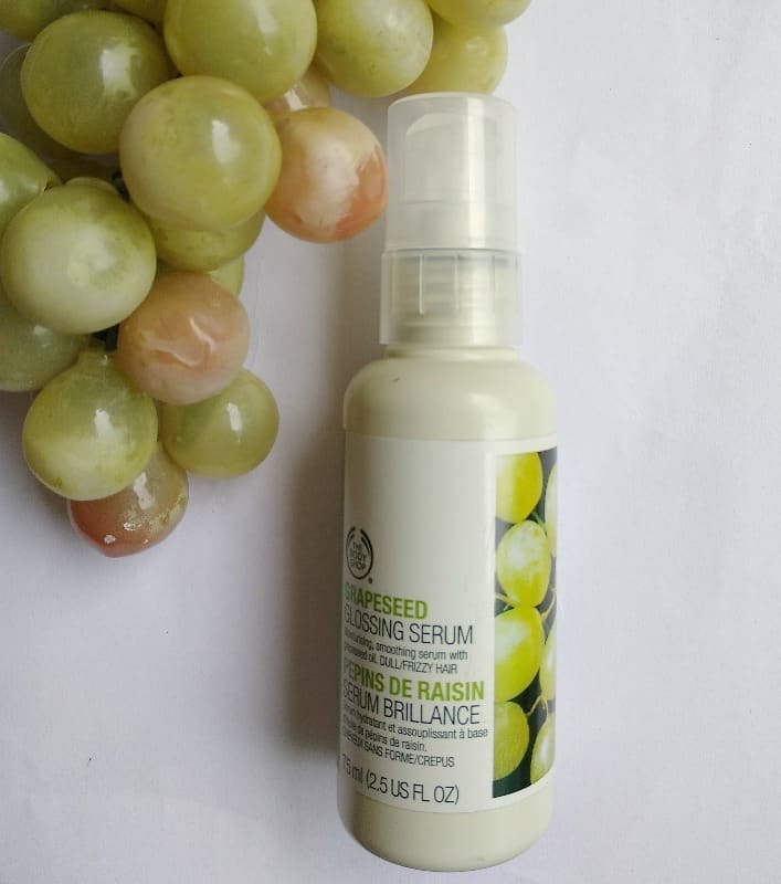 The Body Shop Grapeseed Glossing Serum 2