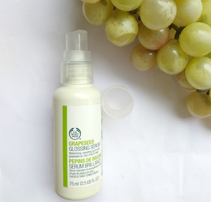 The Body Shop Grapeseed Glossing Serum 3