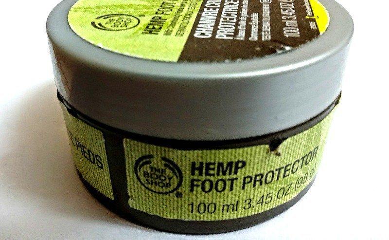 The Body Shop Hemp Foot Protector 1