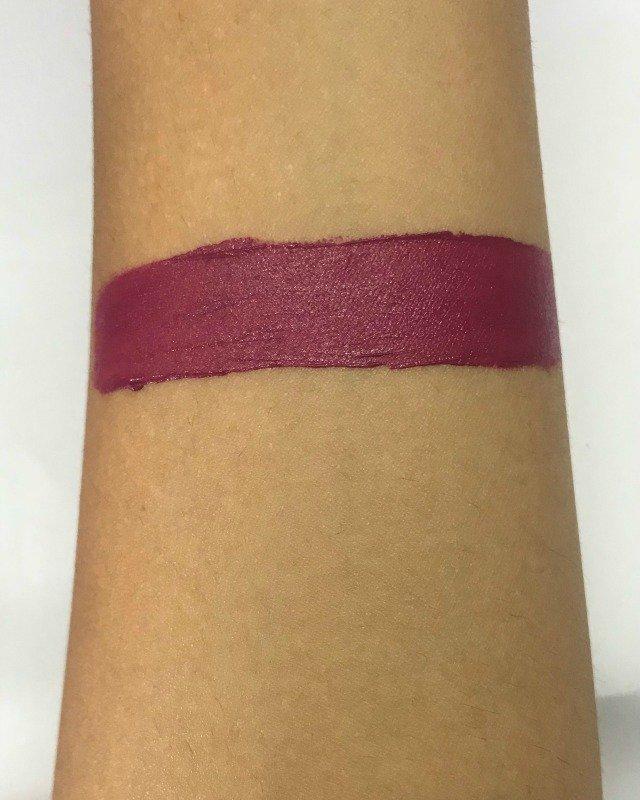 The Body Shop Lipstick Goa Magnolia 2
