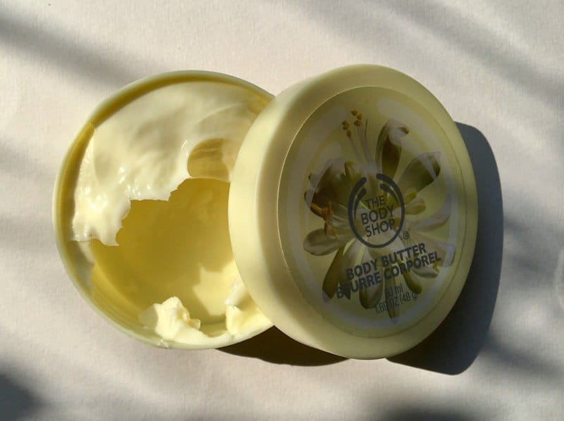 the body shop body butter how to use