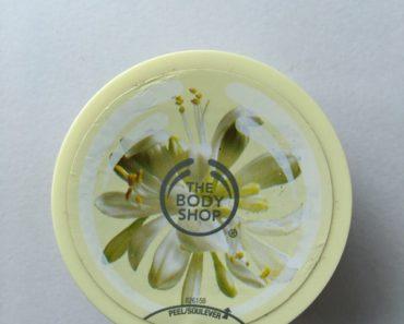 The Body Shop Moringa Cream Body Scrub Review