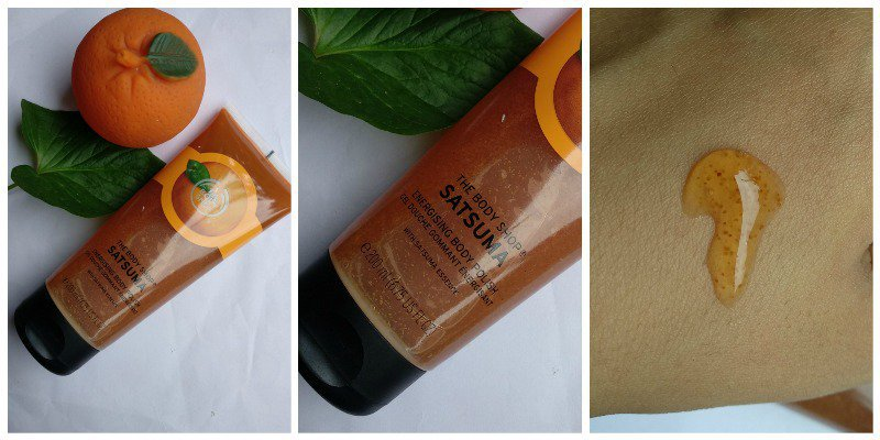 The Body Shop Satsuma Body Polish