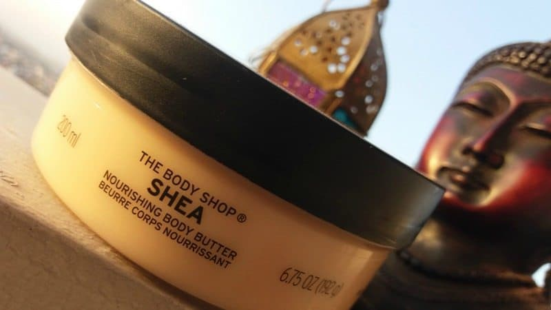 The Body Shop Shea Body Butter 2