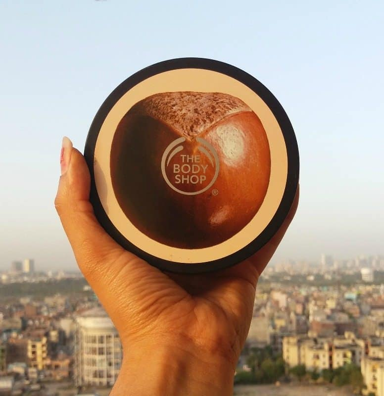 The Body Shop Shea Body Butter 3