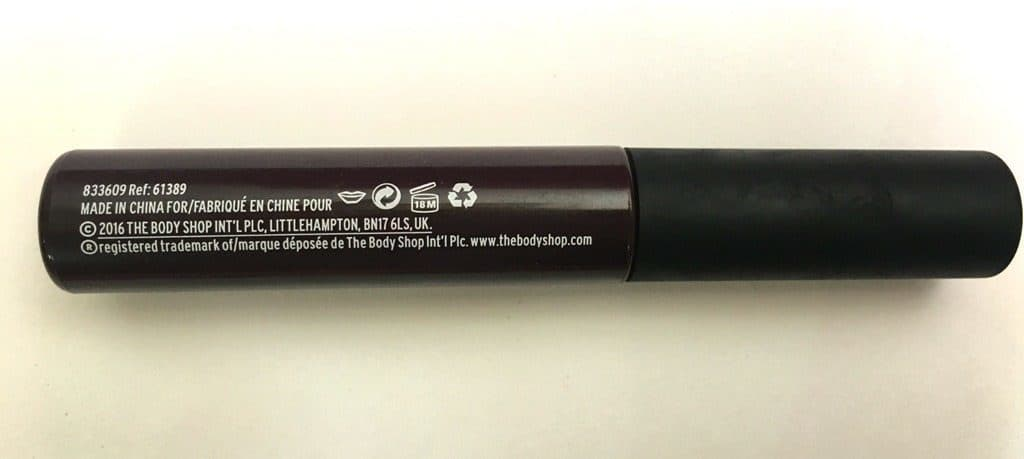 The Body Shop Sicily Iris Matte Lip Liquid Lipstick Review 3