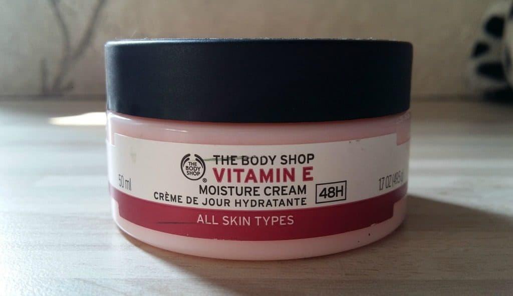 Vitamin e cream reviews