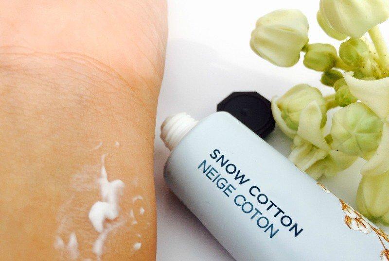 The Face Shop Daily Perfume Hand Cream 10 Snow Cotton 3
