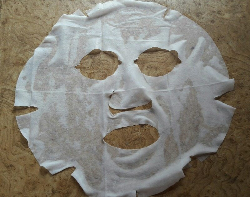 The Face Shop Real Nature Shea Butter Mask  3