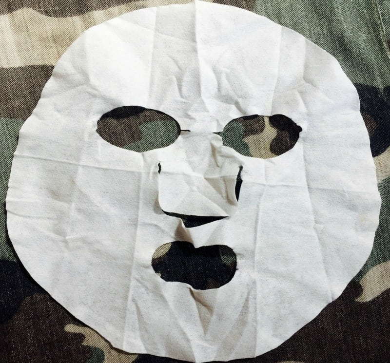 The Face Shop Sheet Mask Kelp 3