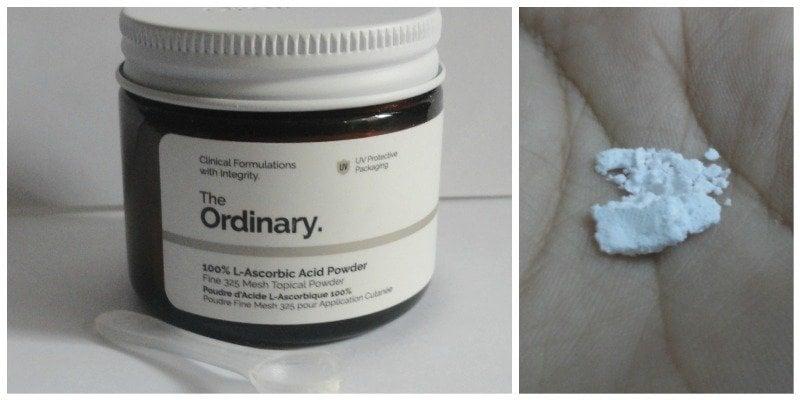 The Ordinary L Ascorbic Acid Powder
