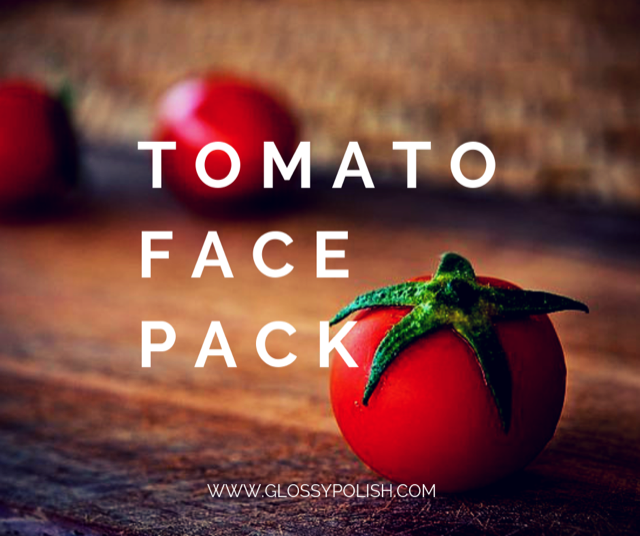 Tomato Face Pack DIY
