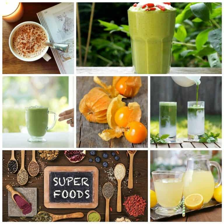 Top 10 Superfoods For Beauty 2