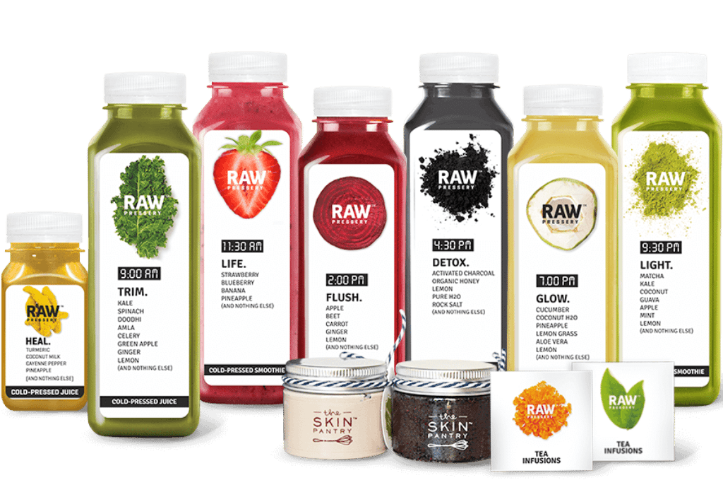 Top 10 Cold Pressed Juice Brands In India
