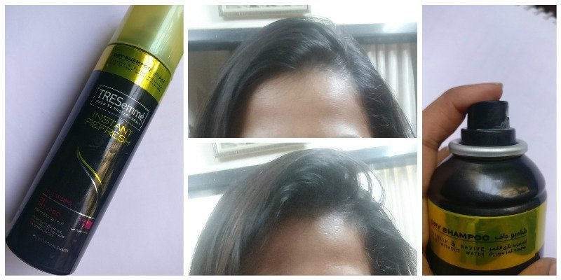 Tresemme Dry Shampoo Review