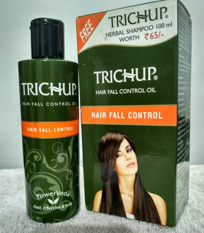 Trichup Oil Hair Fall Control Oil
