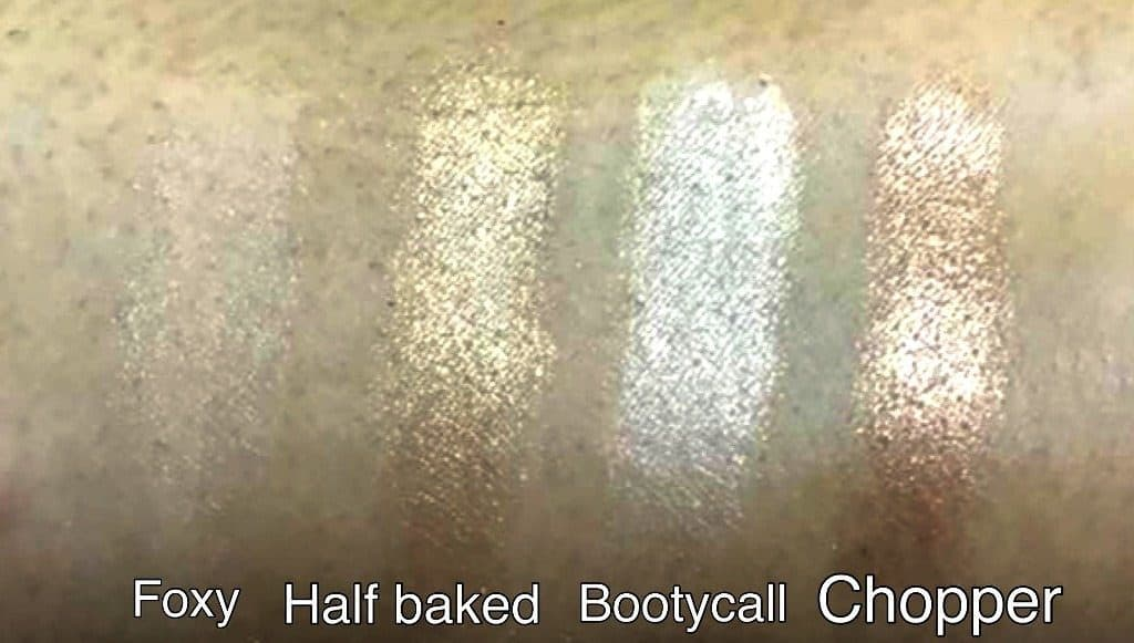 Urban Decay Naked 2 Eyeshadow Palette Review 6