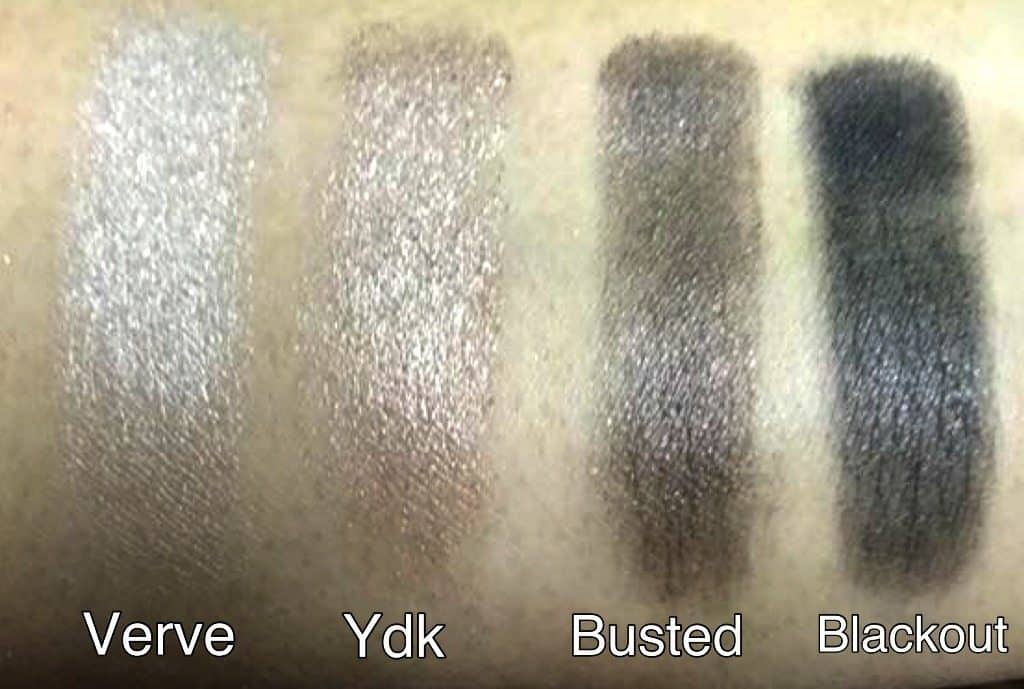 Urban Decay Naked 2 Eyeshadow Palette Review 5