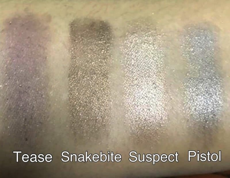 Urban Decay Naked 2 Eyeshadow Palette Review 4