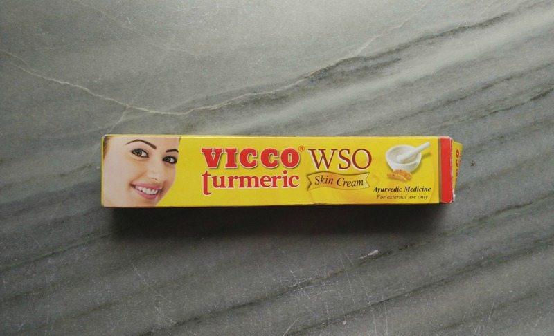 VICCO Turmeric WSO Skin Cream Review