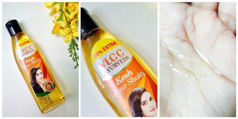 VLCC Kesh Ayur Shakti Hair Oil