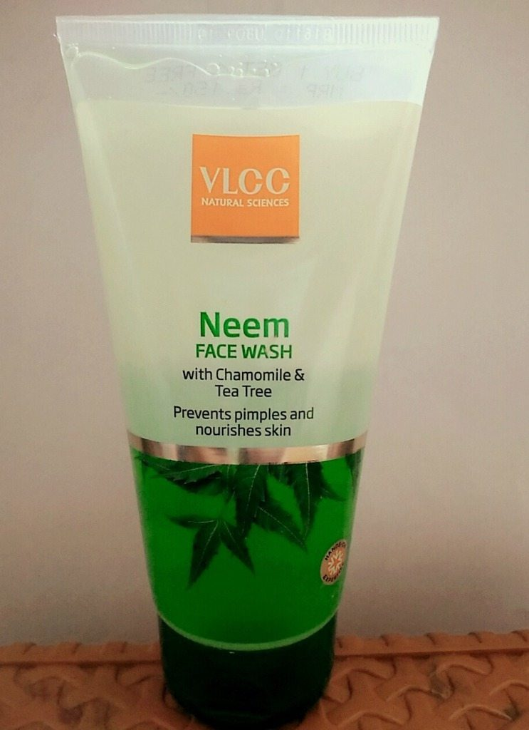 VLCC Neem Face Wash