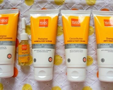 VLCC Pedicure-Manicure Hand & Foot Care Kit Review 1